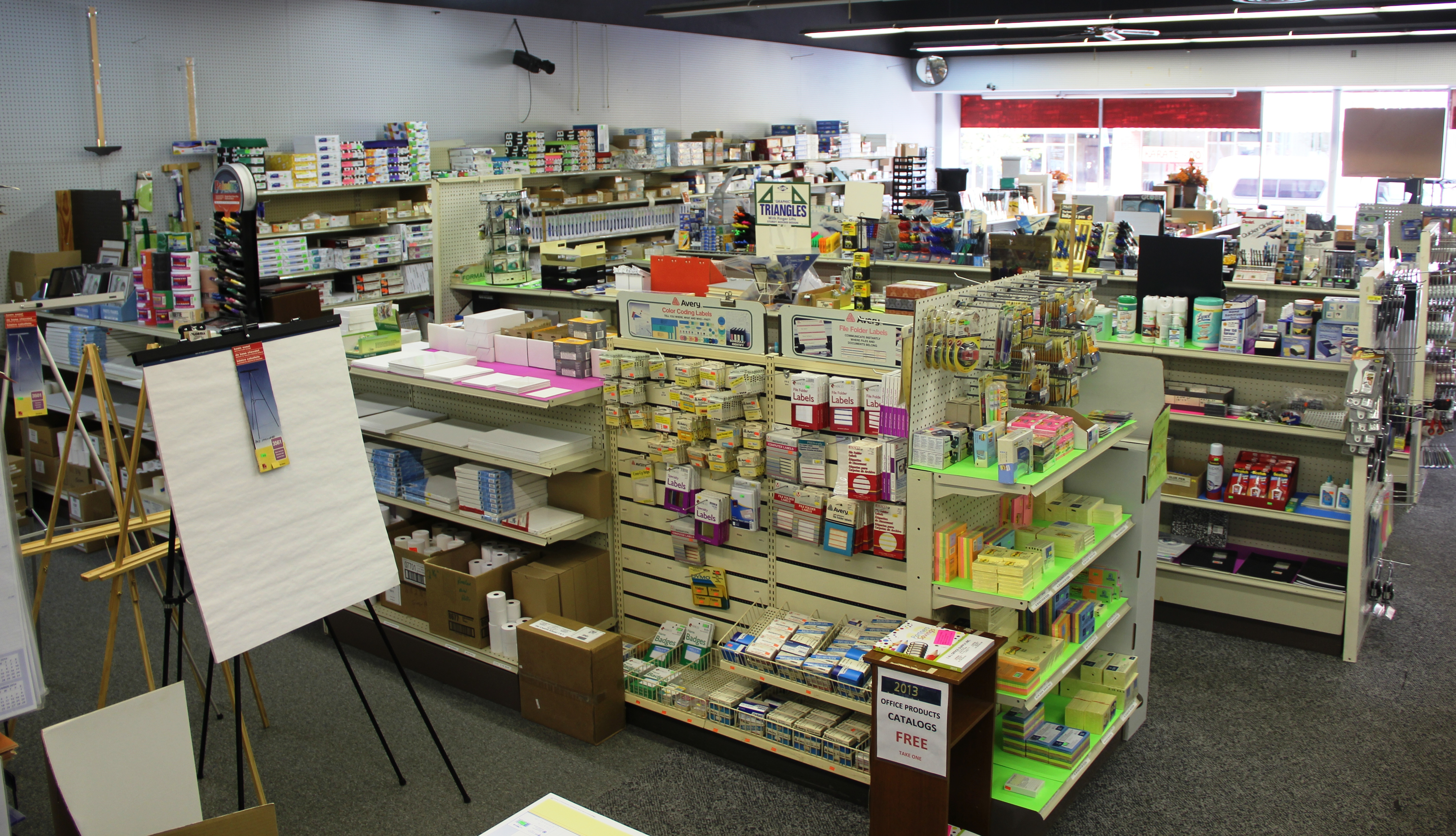 Our Products | L & L Office Supply, Inc